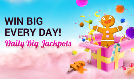 Daily Big Jackpots