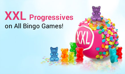 Progressive Bingo Jackpots
