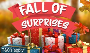 Fall Of Surprises