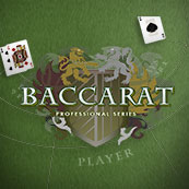 Play Baccarat Professional