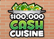 Play Cash Cuisine Slots